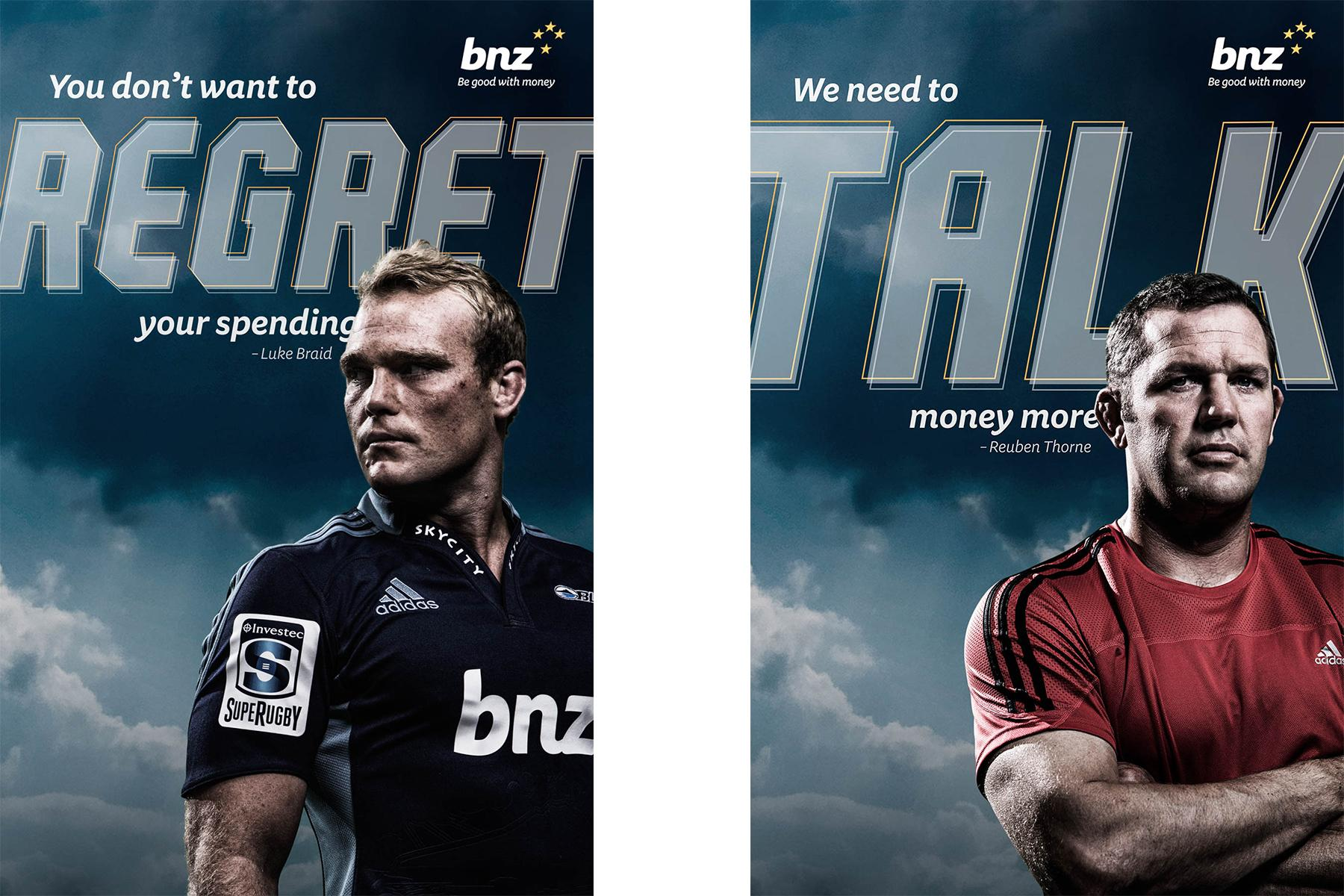 BNZ | Reuben Thorne | Luke Braid