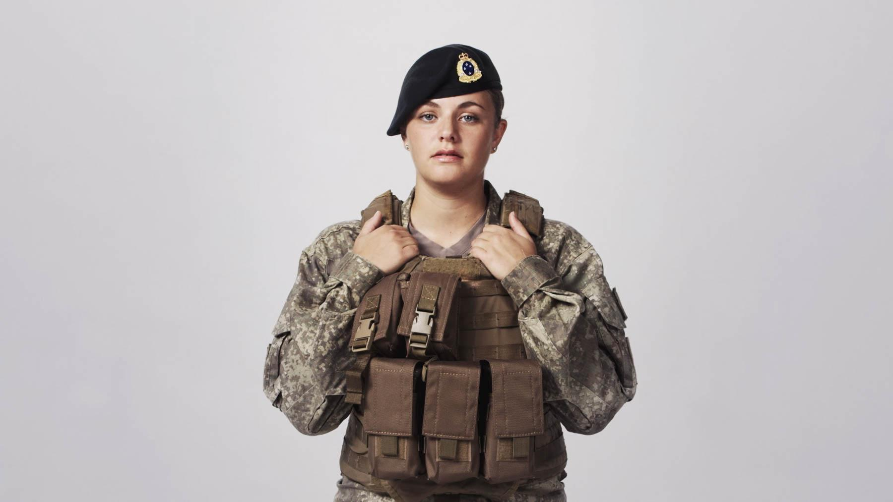 NZDF | Resilience in Women